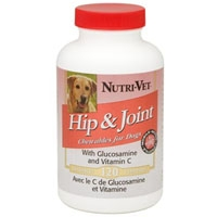 Nutri-Vet Hip & Joint Liver Chewable Tablets 120 Count