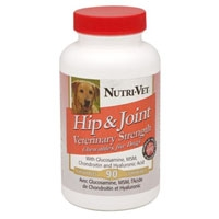Nutri-Vet Hip & Joint Veterinary Strength Tablets 90 Count
