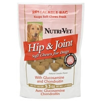 Nutri-Vet Hip & Joint Soft Chew 5.3 oz.