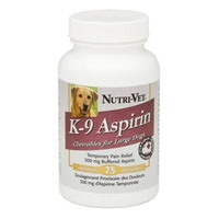 Nutri-Vet K-9 Buffered Aspirin Small Dog 100 Count
