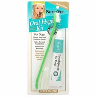Nutri-Vet Oral Hygiene Kit