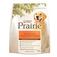 Nature's Variety Prairie Kibble Salmon/Brown Rice 5 lb.