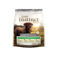 Nature's Variety Canine Instinct Limited Ingredient Diet Lamb Meal Diet, 5/4.4 Lb
