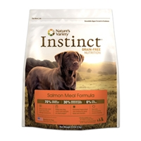 Nature's Variety Instinct Salmon Meal Formula - 13.2 Lb Dog