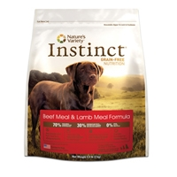 Nature's Variety Instinct Beef Meal/Lamb Meal Diet 13.2 lb.