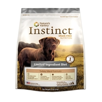 Nature's Variety Canine Instinct Limited Ingredient Diet Turkey Meal Diet 25.3 Lb