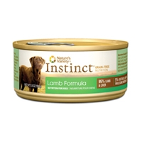 Nature's Variety Instinct Can Dog Lamb 12/5.5 oz