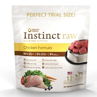 Nature's Variety Instinct Raw Bites Chicken Formula - 0.65 lb.