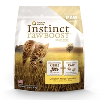 Nature's Variety Instinct Raw Boost Kibble Feline - Chicken, 5.1 lbs.