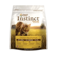 Nature's Variety Instinct Chicken Meal Formula 2.2 Lb - Cat 8/case
