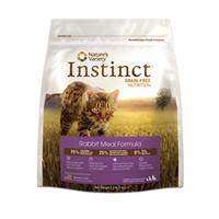 Nature's Variety Instinct Rabbit Meal Formula - Cat 2.2 Lb 8/Case