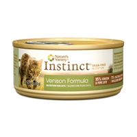 Nature's Variety Instinct Can Cat Venison 12/5.5 oz