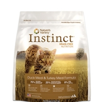 Nature's Variety Instinct Duck - Cat , 12.1lb