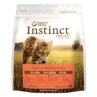 Nature's Variety Instinct Feline Kibble - Salmon Formula, 12 lbs.