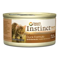 Nature's Variety Instinct Can Cat Duck Formula 24/3 oz.
