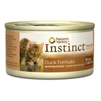 Nature's Variety Instinct Can Cat Duck Formula 24/3 oz.