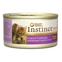 Nature's Variety Instinct Can Cat Rabbit Formula 24/3 oz.
