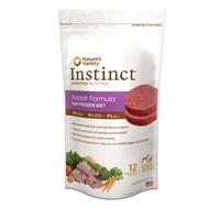 Instinct Grain Free Raw Frozen Rabbit Patties for Dogs
