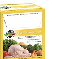 Nature's Variety Instinct Chicken & Turkey Chub Diet 2 lb.