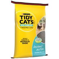 TIDY CAT MULTIPLE CAT IMMEDIATE ODOR CONTROL