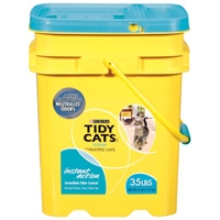 TIDY CAT IOC SCOOP 35# PAIL