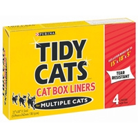 TIDY CAT LINERS