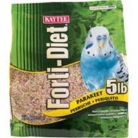 Kaytee Forti-Diet Pro Health Parakeet 6/5 lbs