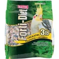 Kaytee Forti-Diet Pro Health Cockatiel 6/3 lbs