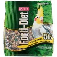 Kaytee Forti-Diet Pro Health Cockatiel 6/5 lbs