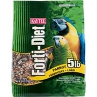 Kaytee Forti-Diet Pro Health Parrot 4/8 lbs