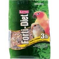 Kaytee  Forti-Diet Pro Health Conure/Lovebird 6/5 lbs