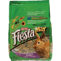 Kaytee Fiesta Rabbit Food, 3.5 lbs.
