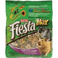 Kaytee Fiesta Max Hamster & Gerbil Food, 2.5 lbs.