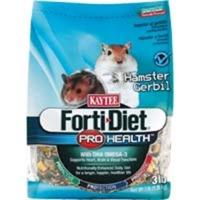 Kaytee  Forti-Diet Pro Health Hamster/Gerbil 6/3 lbs
