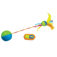 Petstages Run & Roll Remote Control Wand