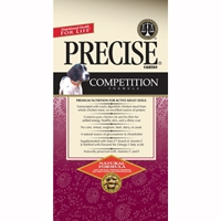 Precise Canine Competition