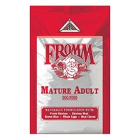 Fromm Dog Mature Adult, 15 Lb
