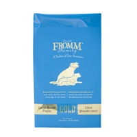 Fromm Gold Large Breed Puppy, 33 Lb