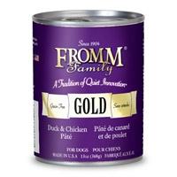Fromm Gold Dog Duck/Chicken Patte, 12/13 Oz
