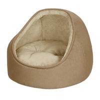JLA Pet Bed Hooded Snuggler