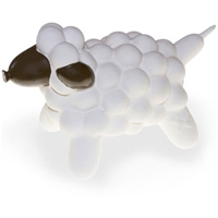 Charming Pet Balloon Sheep Small