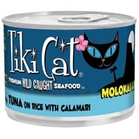 Tiki Cat Molokai Tuna, 8/6 Oz