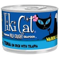 Tiki Cat Waikiki Tuna, 8/6 Oz