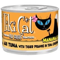 Tiki Cat Manana Tuna, 8/6 Oz