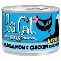 Tiki Cat Napili Salmon, 8/6 Oz