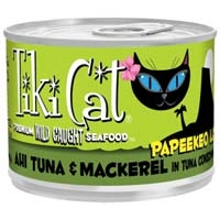 Tiki Cat Papeekeo Tuna, 8/6 Oz