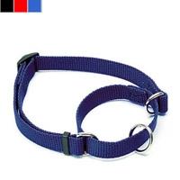 "Coastal Style 6607 3/4"" No Slip Collar 14-20"" Black"