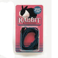Coastal Style 130 Rabbit Lead & Harness Black