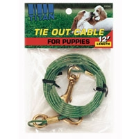 Coastal 12' Puppy Tie Out Cable