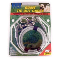 Coastal 20' Giant Cable Tie Out Up to 150 lbs.